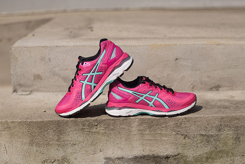 ASICS GEL-KAYANO 23 跑鞋 (女)